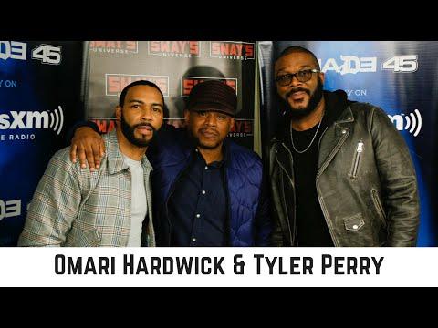 Omari Hardwick & Tyler Perry Talk Romantic Comedy 'Nobody's Fool' and Talk Keys to Wealth