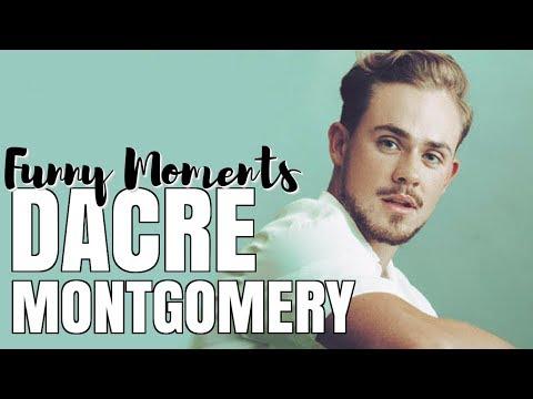 Dacre Montgomery Funny Moments