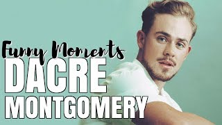 Dacre Montgomery Funny Moments