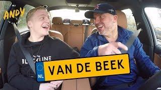 Donny Van de Beek - Bij Andy in de auto