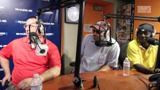 3rd Bass Freestyle & Explain Name on Sway in the Morning