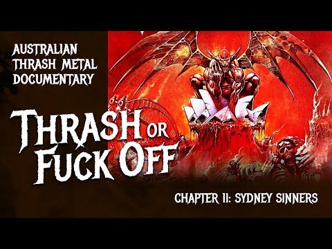 Thrash or F**k Off - Chapter 2: Sydney Sinners