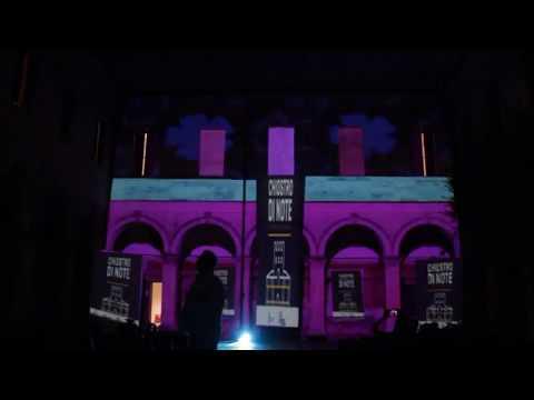 Ensayo de Proyecciones Castelfranco - Castelfranco Veneto - Italia 2018 Conservatorio Steffani