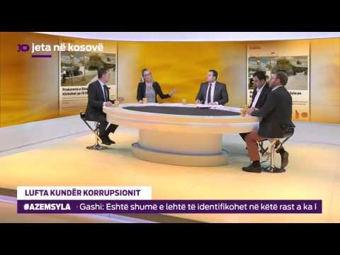 Jeta në Kosovë   Debati Arbana Xharra Tomë   Gashi