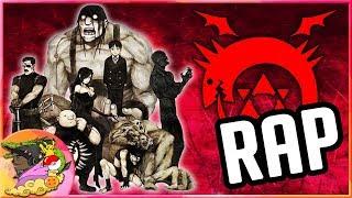 Homunculus Cypher   Fullmetal Alchemist Brotherhood Rap   feat. Connor Rapper, Rockit Gaming & more