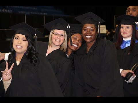 Columbus Technical College 2020 Graduation Spring Commencement