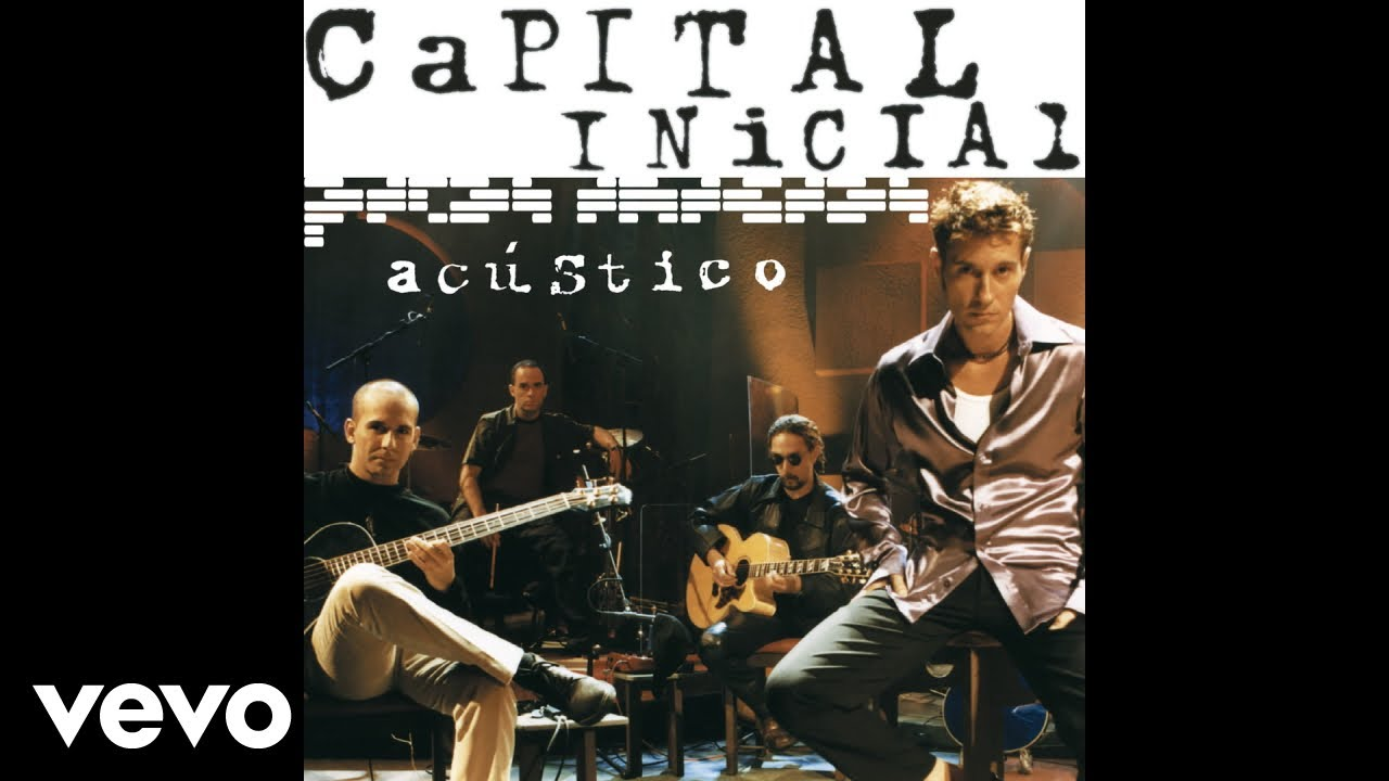 Capital Inicial - Leve Desespero (Pseudo Video)