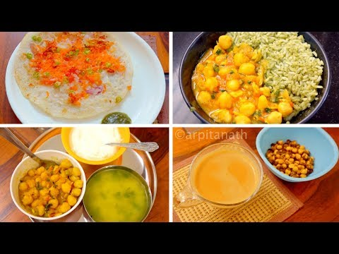 Extreme Weight Loss Full Day Meal Plan || Lose 5 kgs in 1 month (with Eng. Subs)