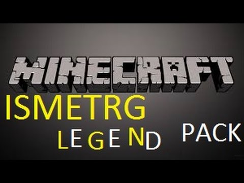 IsmetRG Legend Pack Default Ultra FPS Texure Pack tanıtımı (16x16) - 1.7.x 1.8.x