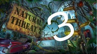 WALKTHROUGH - NATURAL THREAT 2 -  EP. 3 STRANGE SCHOOL EXPERIMENTS