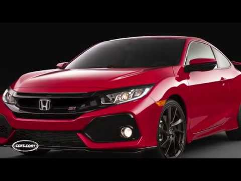 2017 Honda Civic Si Prototype Review: First Impressions