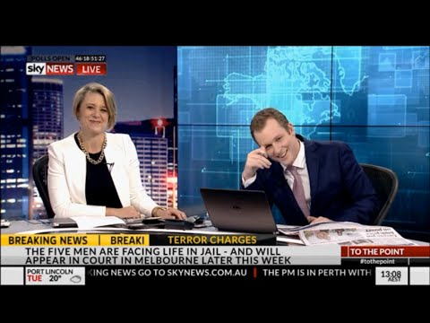 "Kristina Keneally to PVO: ""You're Such A Child"" after autocue fail"
