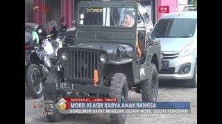 Video Mengagumkan!! Inilah Sosok Anak Bangsa yang Modifikasi Mobil Lama Jadi Mobil Jeep - BIP 24/03 download MP3, 3GP, MP4, WEBM, AVI, FLV Juli 2018