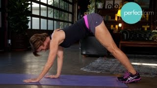 Sit Right, Stretch Right Routine | Perfect Form With Ashley Borden