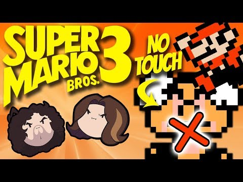 Mario 3: No Touch Challenge - PART 19 - Game Grumps