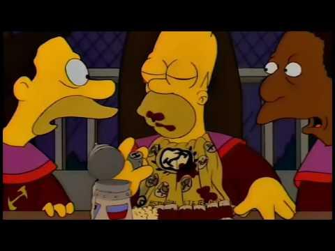Homer Simpson Attach The Stone Of Triumph