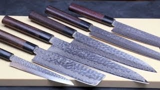 нереально Острые Японские Кухонные Ножи. Повара будут в восторге. Ножи для Кухни