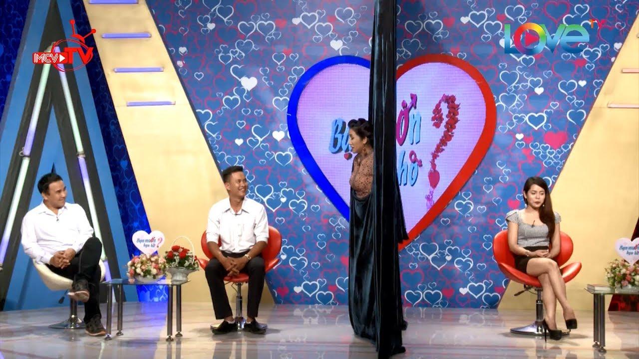 Cặp đôi Bạn Muốn Hẹn Hò 'đối đáp' ăn-miếng-trả-miếng liên tục làm Quyền Linh – Cát Tường 'đứng hình'