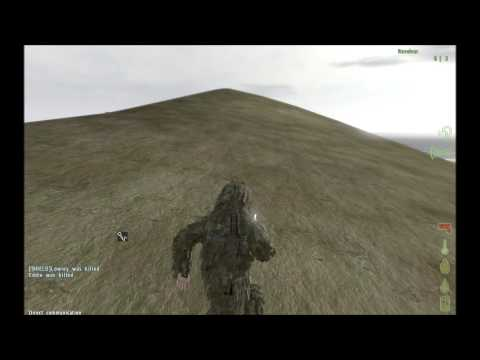 Messing around with a hacker in Dayz