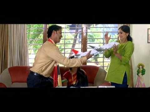 Gosht Lagna Nantarchi - Susheel Pampers Radha - Sonali Kulkarni Best Marathi Highlights
