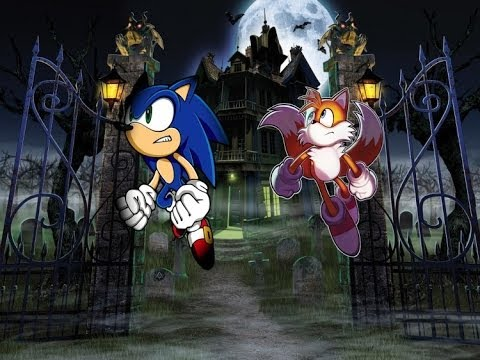 Sonic And Tails Insane Adventures Ye Old Ghost Story