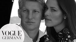 Ana Ivanović & Bastian Schweinsteiger sprechen beim Vogue-Shooting über ihre Beziehung