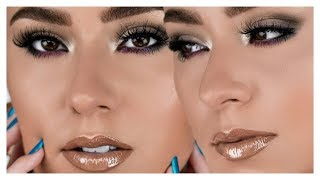 Aaliyah X MAC Collection + New Product Try On