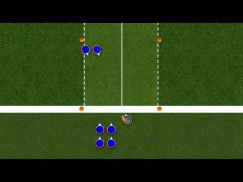 Reaction Square  Youth Football  USA Football  Footballs National Governing Body