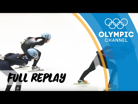 Short Track Speed Skating - RE-LIVE - 2017 Sapporo Asian Winter Games