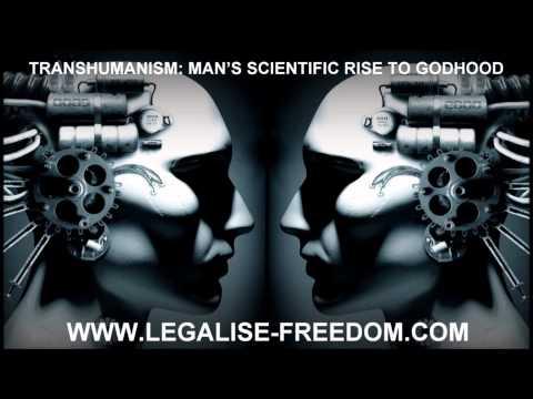 Aaron Franz - Transhumanism: Man's Scientific Rise to Godhood