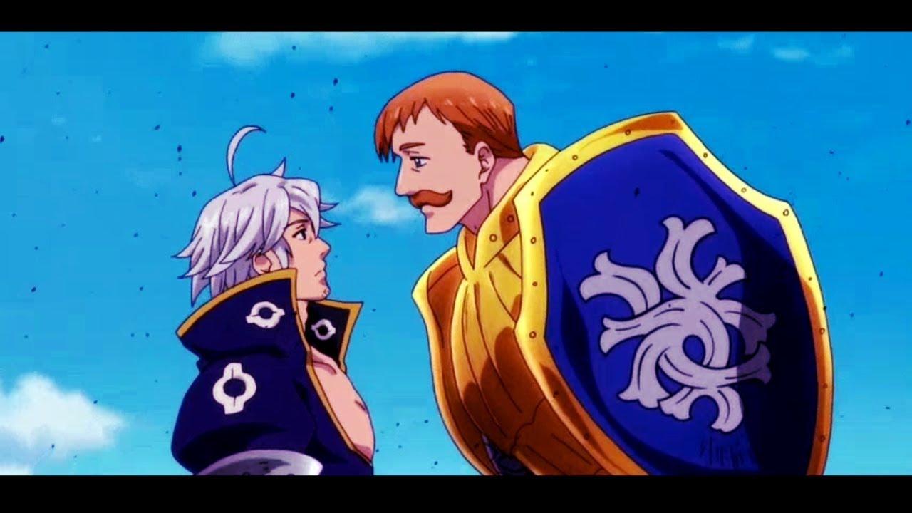Escanor vs Estarossa 「AMV」 Seven Deadly Sins [Nanatsu no Taizai] HD -  YouTube