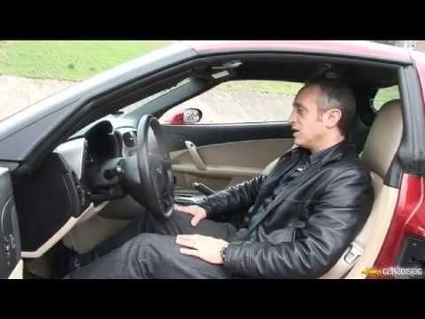 La minute du propriétaire : Corvette C6