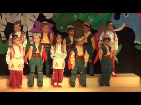 Bursa Sınav Koleji Doğu Kampüsü 1-A Sınıfı Okuma Bayramı