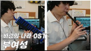 """혼자서 12가지 악기로 연주한 """"바람의 나라 OST - 부여성 BGM"""""""