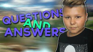 Q&A! - Dlaczego nie nagrywałem filmów? | Marcelek