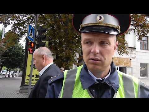 В Брянске окружили полицией и парализовали деятельность десятков предприятий  в рабочий день
