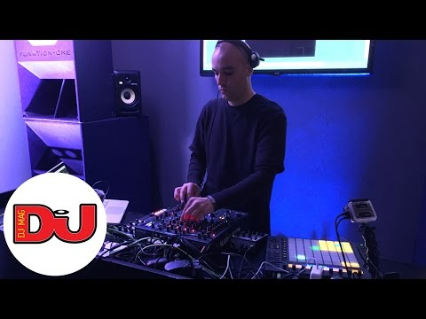 Mindshake On Tour: Paco Osuna LIVE from DJ Mag HQ