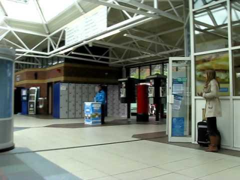 2  Leeds coach station