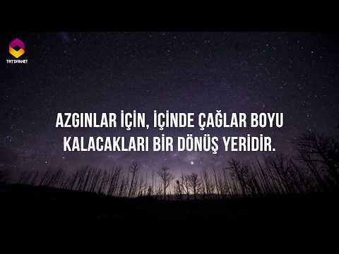 Ali Tel'den Mealli NEBE SURESİ AMME YETESEELÜN.