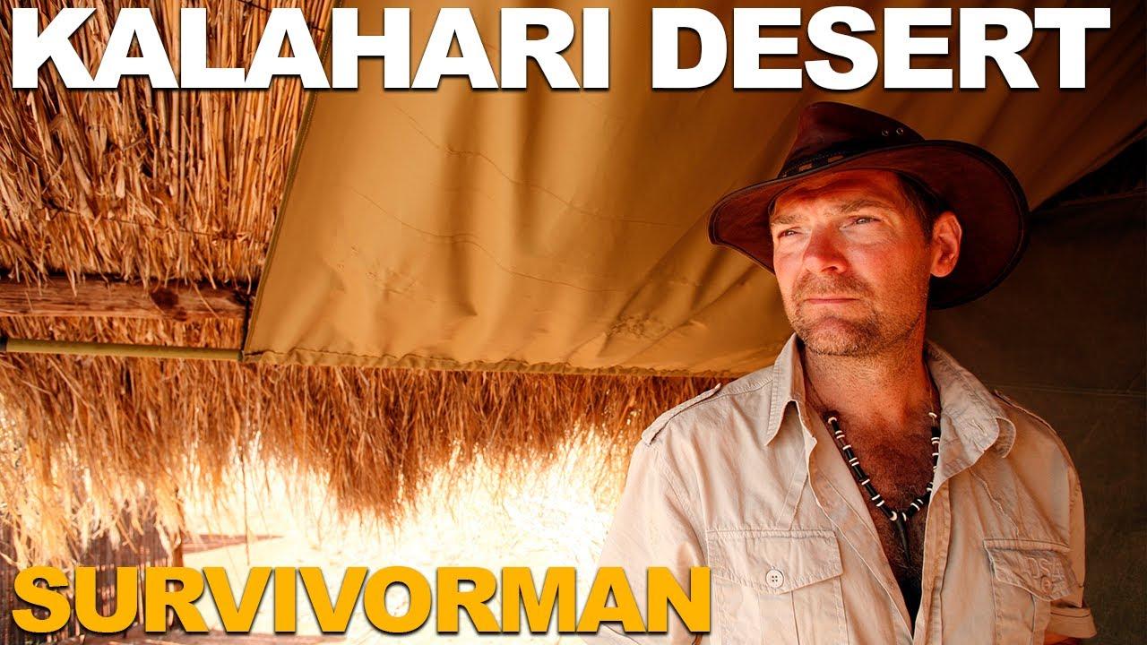 Download Survivorman   Directors Commentary   Episode 7 -  Kalahari I Les Stroud