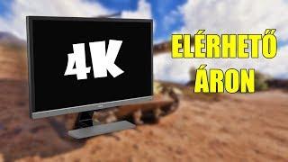 BenQ EL2870U - 4K HDR Monitor Elérhető Áron! [Review EN SUB]