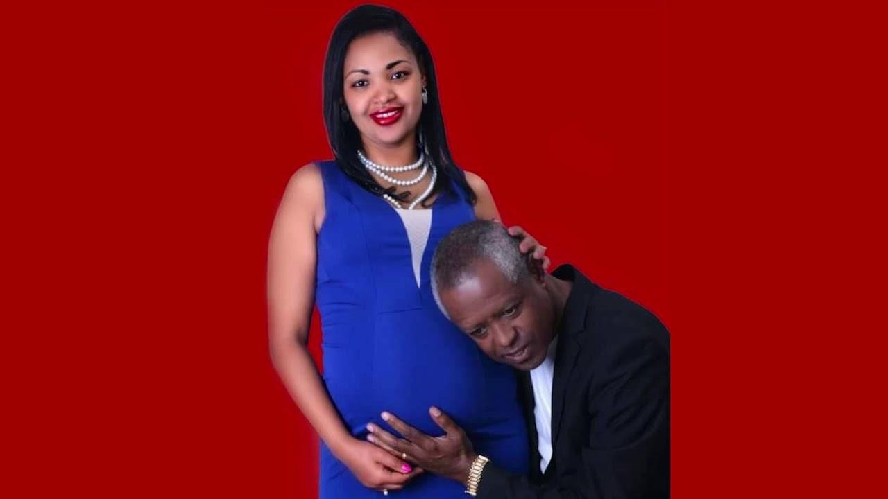 Tibeb Be Fana Ethiopian Famous Comedian Derje Got Baby Boy