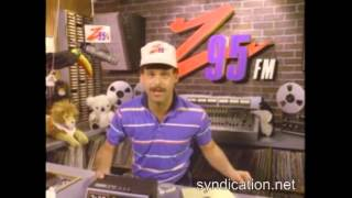 WYTZ-FM (Z-95) Chicago - Morning Show