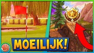 MOEILIJKSTE CHALLENGE OOIT & TREASURE MAP SNOBBY SHORES!! - Fortnite: Battle Royale