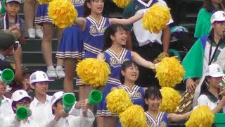 2018夏 甲子園 二松学舎のブラバン応援
