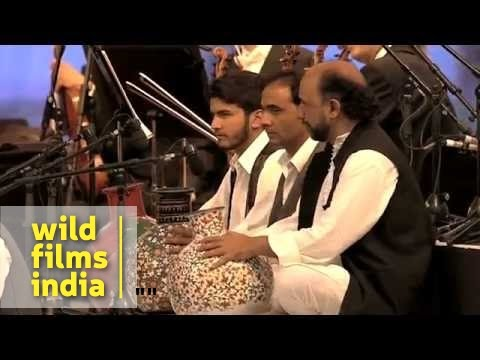 Abhay Sopori and Zubin Mehta perform Indo German musical magic