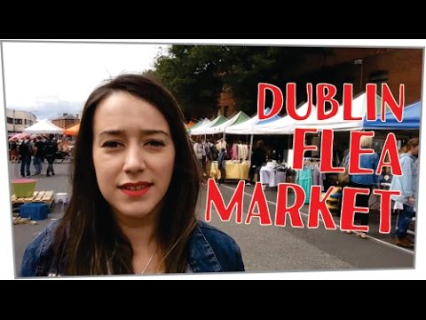 Dublin Flea Market - Mercado de Pulgas