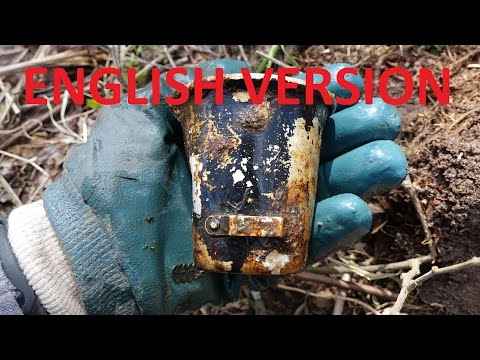 Searching relics of WW2 N 61 Completely in English