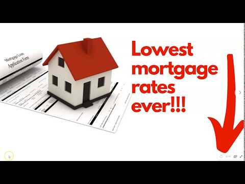 lowest-mortgage-rates-ever
