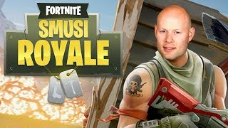 Fortnite - Smusi Royale -There can be only one winner